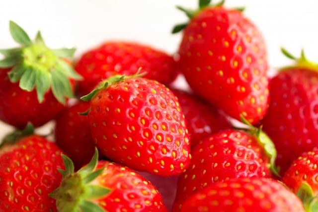 妊活におすすめの果物はいちごとりんご