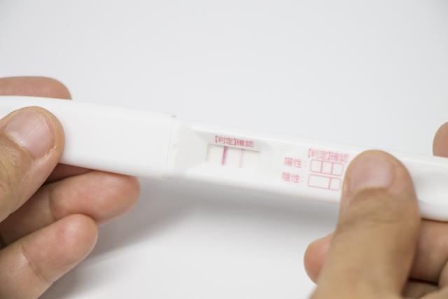 妊娠検査薬のフライングはいつから陽性?画像あり!