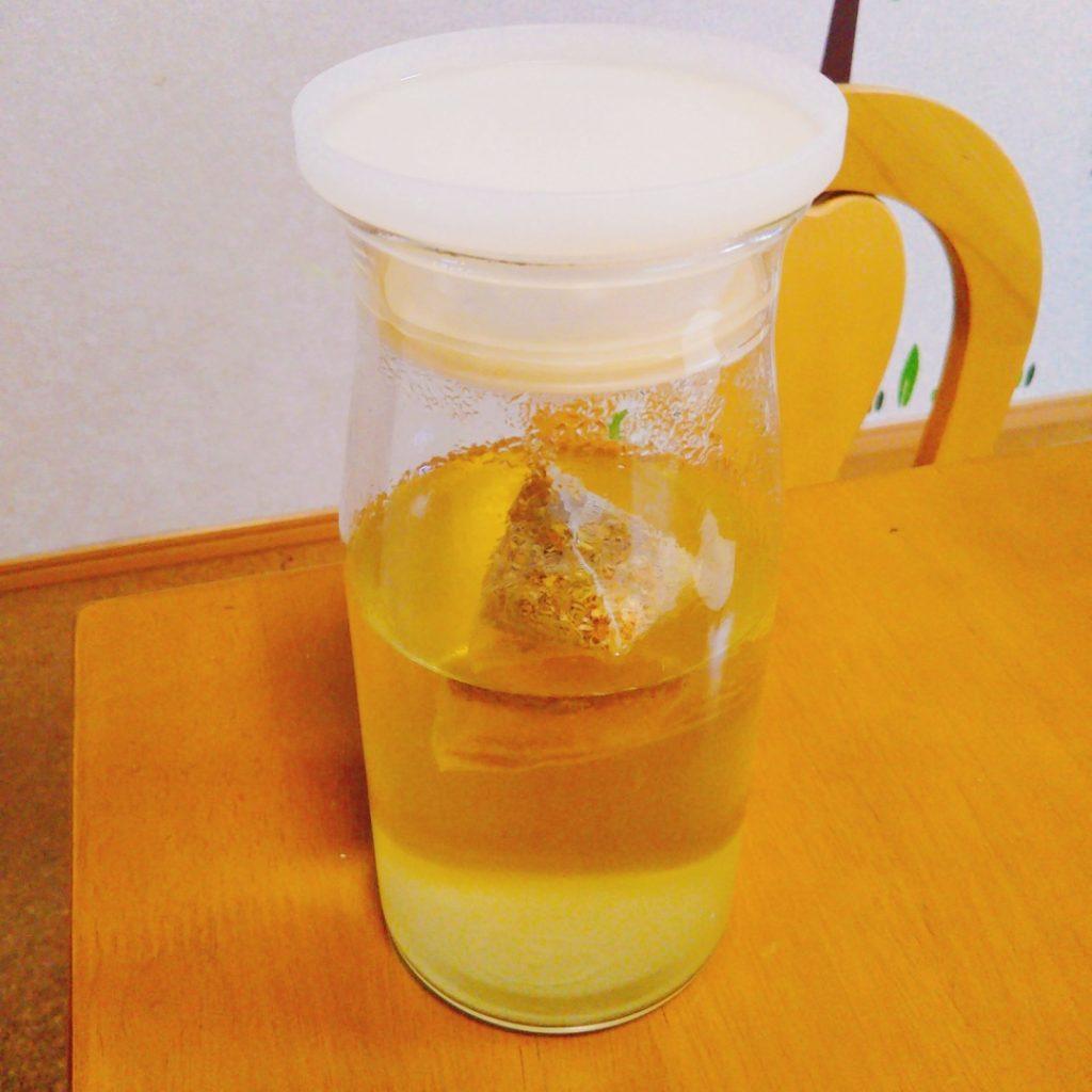 レモングラスのハーブティー
