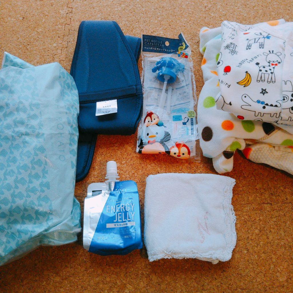 出産の入院準備リスト