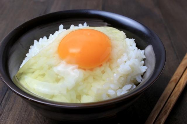 妊婦は卵かけご飯を食べちゃいけないの?